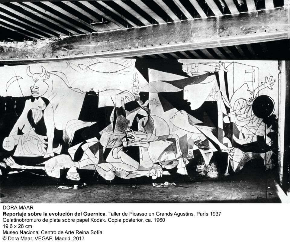 Death Destruction And Deity Painting Guernica The Art Newspaper