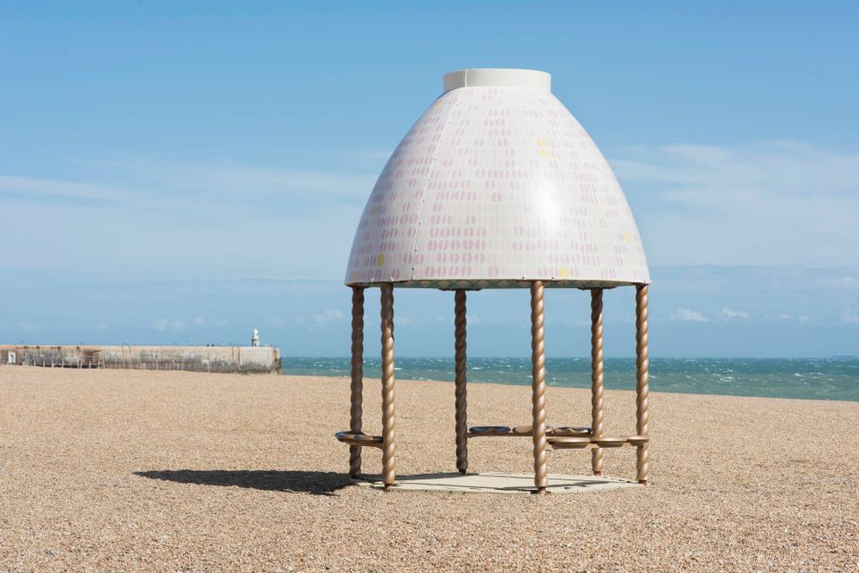 Lubaina Himid's Jelly Mould Pavilion