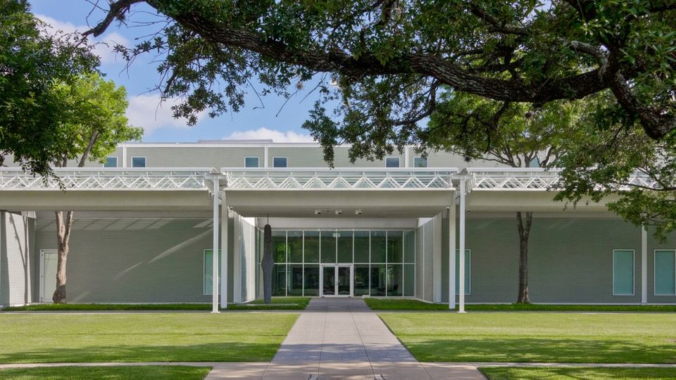The Menil Collection in Houston reopened to the public on 1 September