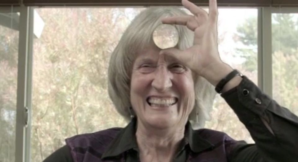 Fabrizio Terranova Donna Haraway: Story Telling for Earthly Survival (2016, still)