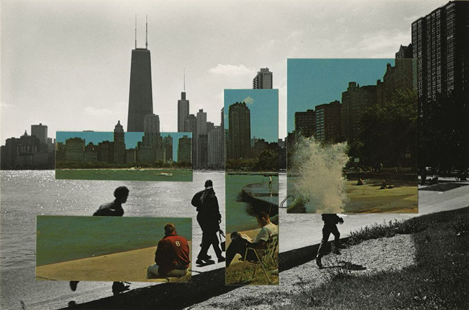 Kenneth Josephson's Chicago (1972) will be on show with Rhona Hoffman Gallery