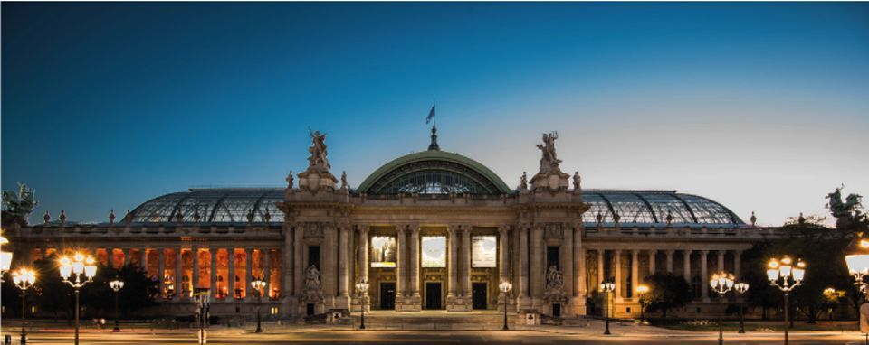 La Biennale Paris, the revamped fine art and antiques fair, is held at the Grand Palais until 17 September