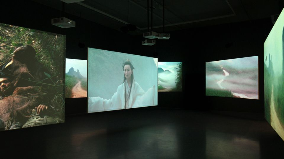 Isaac Julien's Ten Thousand Waves (2010)