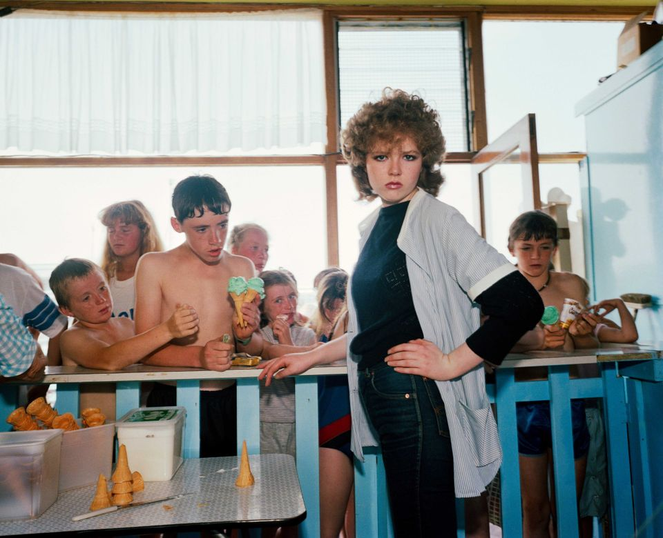 New Brighton, England, UK. From the series The Last Resort (1983-85)