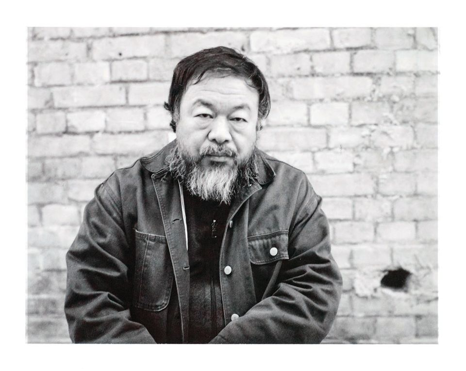 Ai Weiwei © by Alfred Weidinger
