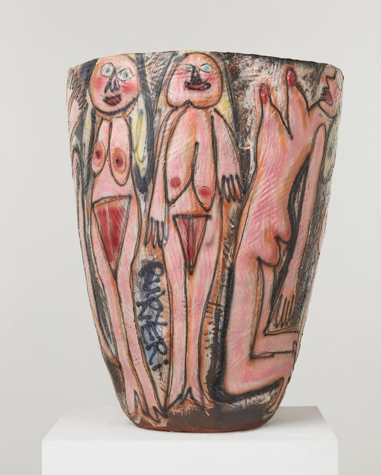 Ruby Neri's Untitled (traditional pot) (2017)