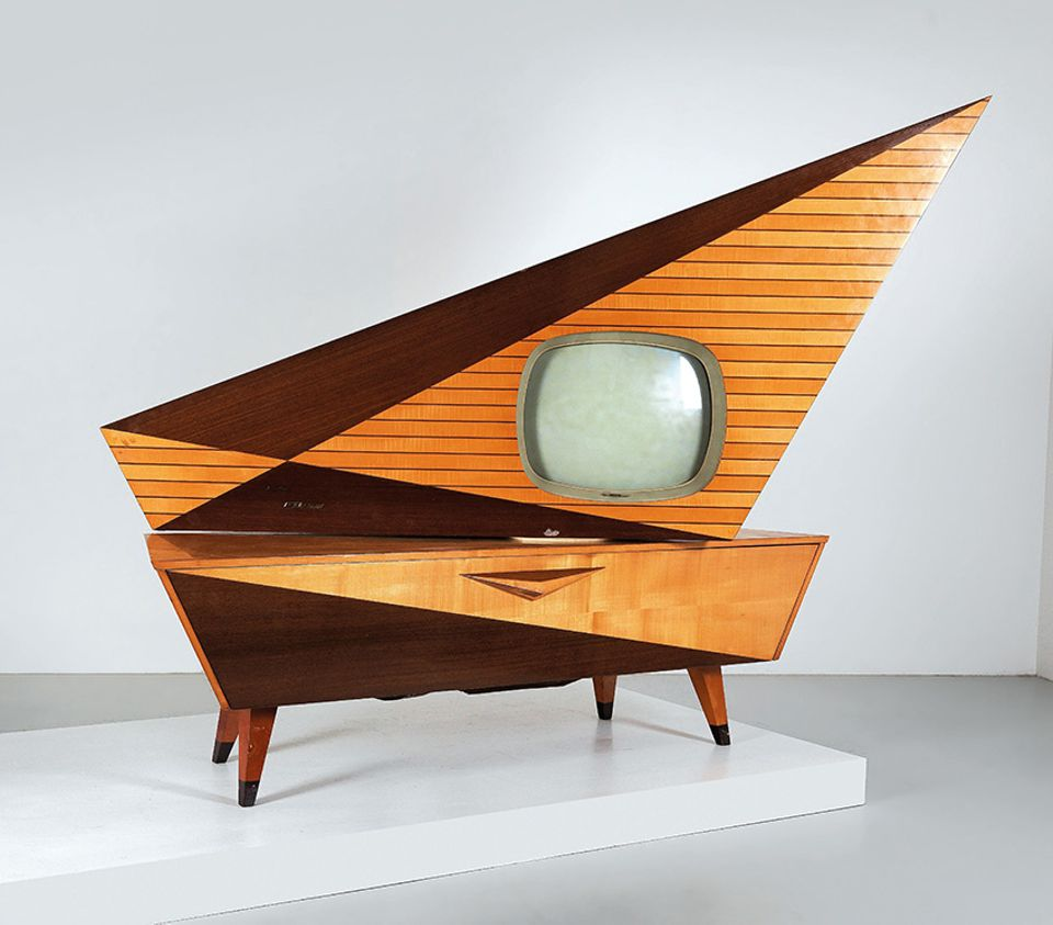 A Furniture Find: Object Lessons: A Futuristic Furniture Find, A Late