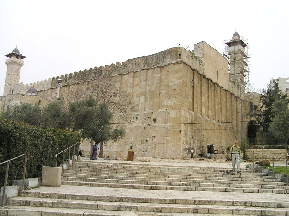 The old city of Hebron was made a Palestinian World Heritage site by Unesco