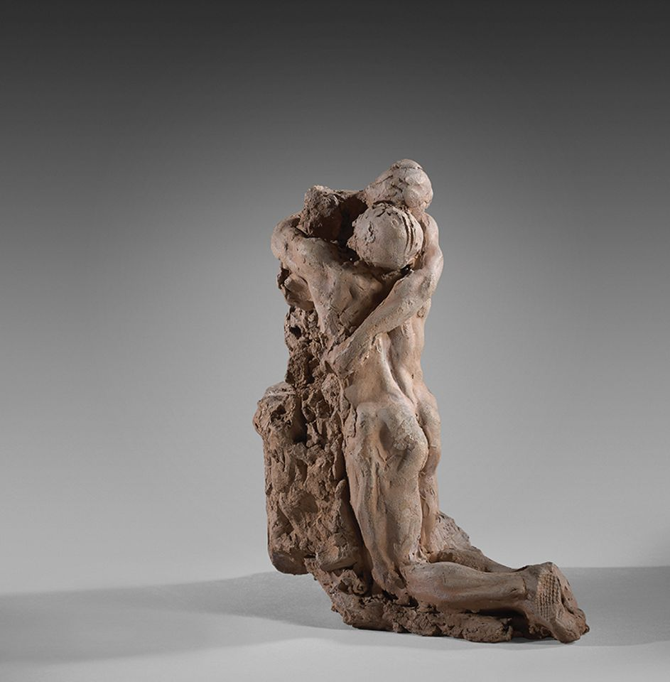 Camille Claudel: Surfacing On The Market: Macabre Mourning Jewellery And A
