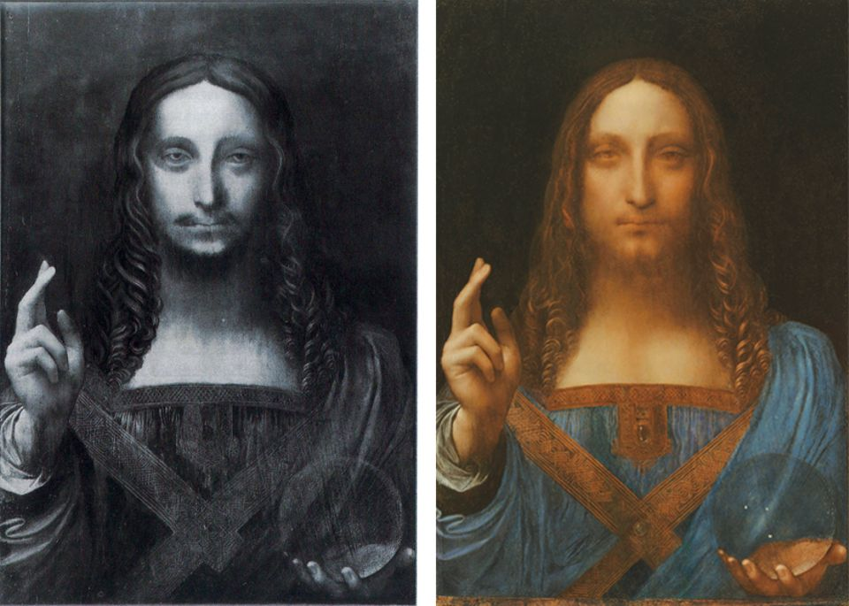 Hammered: Da Vinci's last painting in private ownership smashes auction records
