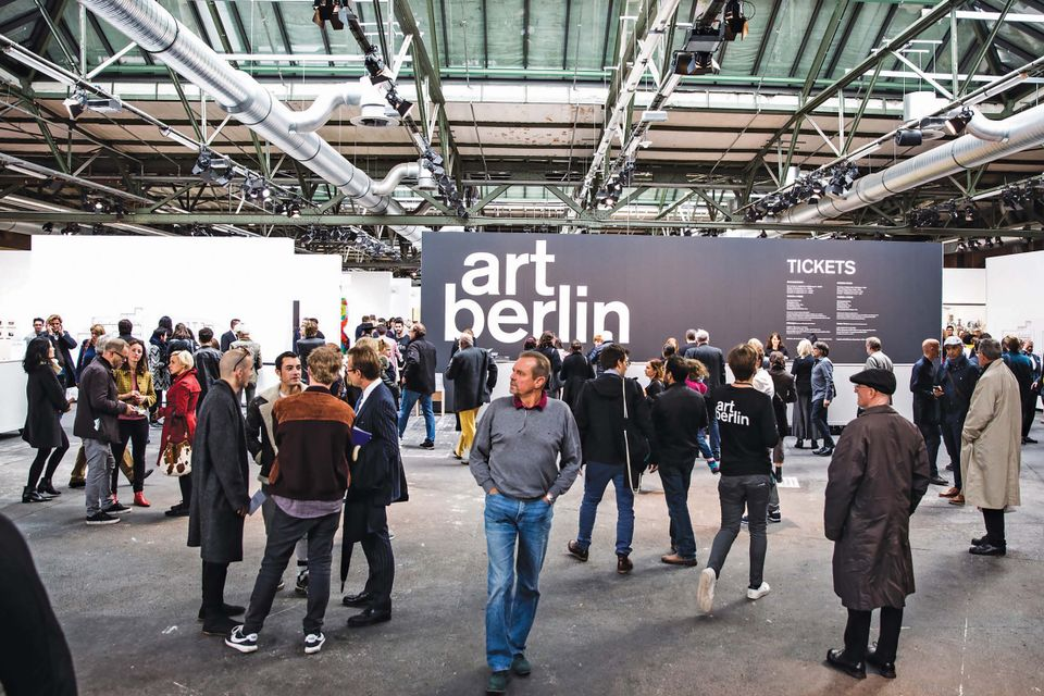 Art Berlin's first edition in the German capital in September