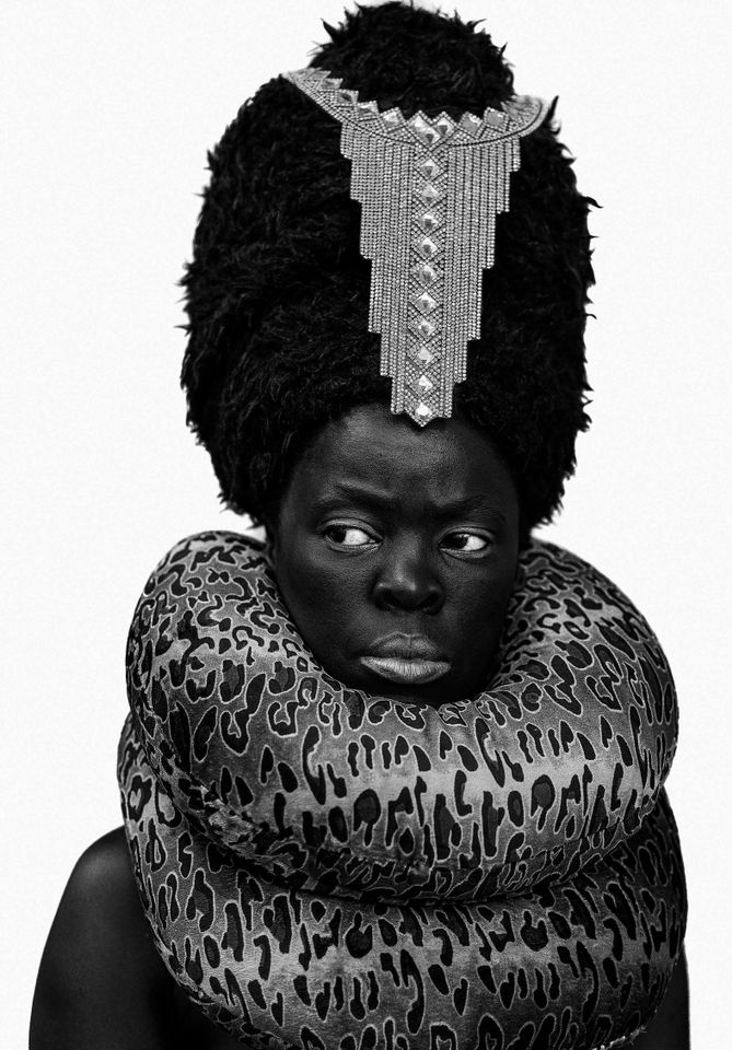 Zanele Muholi, Xiniwe II at Cassilhaus, North Carolina, 2016
