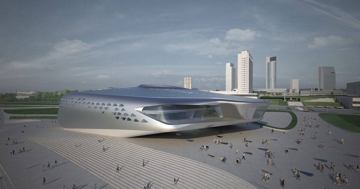 In Pictures  Six Global Guggenheim Museums That Never Happened