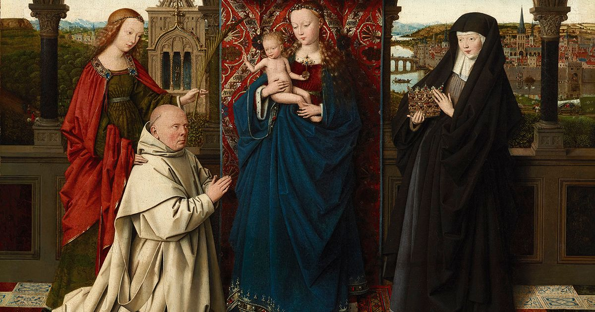 Experience devotional art like a 15th-century monk at the ...