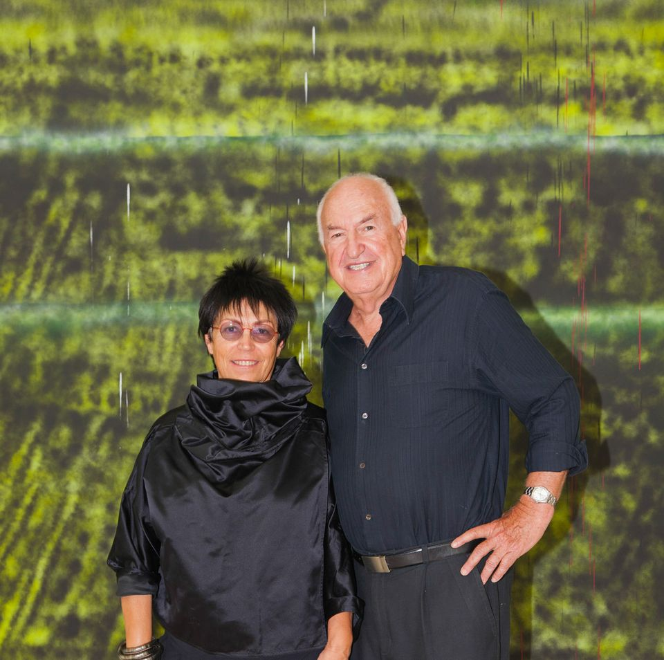 Miami collectors Mera and Don Rubell