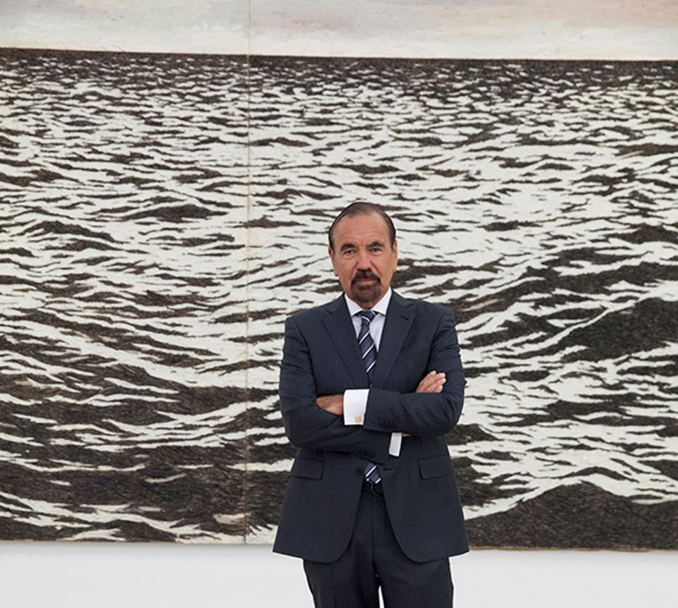 Jorge Pérez believes the decision was  made in retaliation for Pamm's show