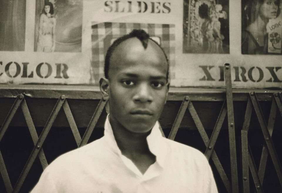 Still from Boom for Real: The Late Teenage Years of Jean-Michel Basquiat