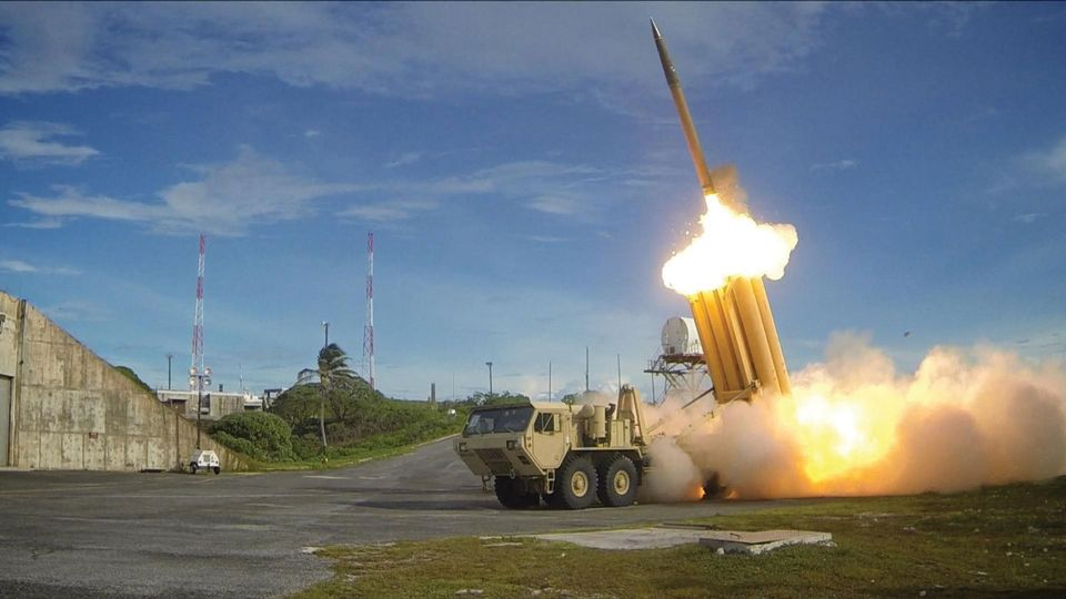 South Korea's deployment last year of a US anti-missile system angered China