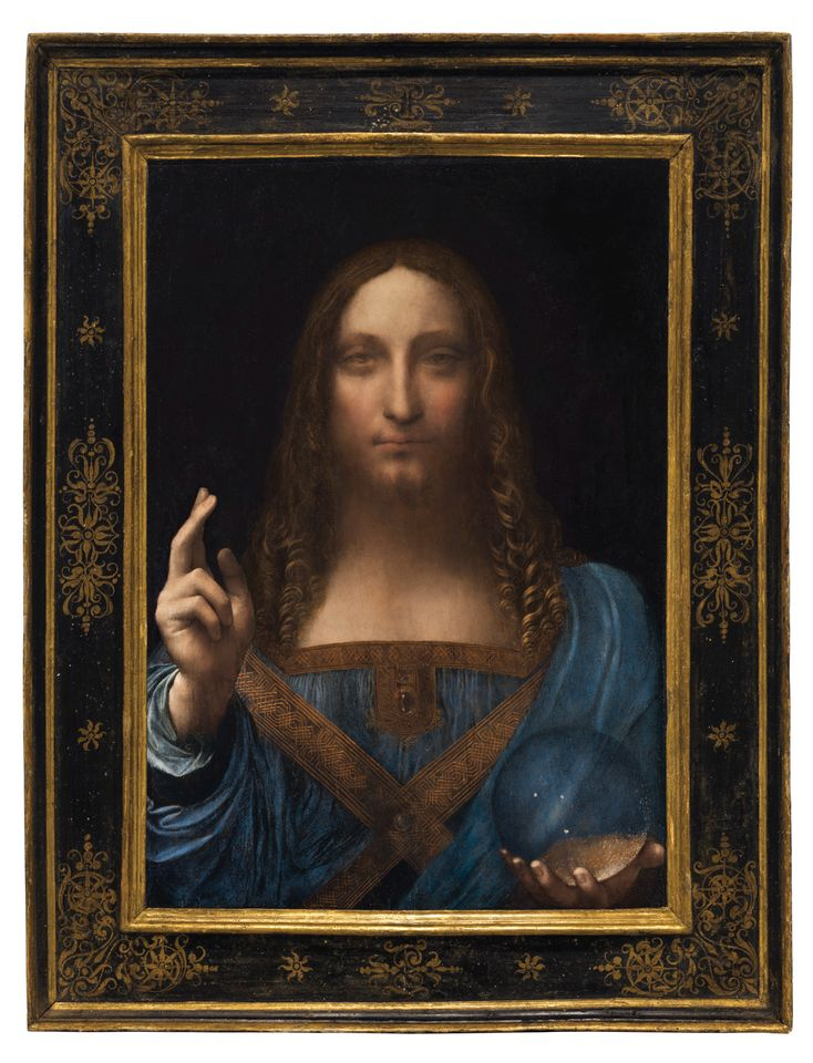 Leonardo's Salvator Mundi will be shown at Louvre Abu Dhabi alongside La Belle Ferronnière, a loan from the Louvre in Paris