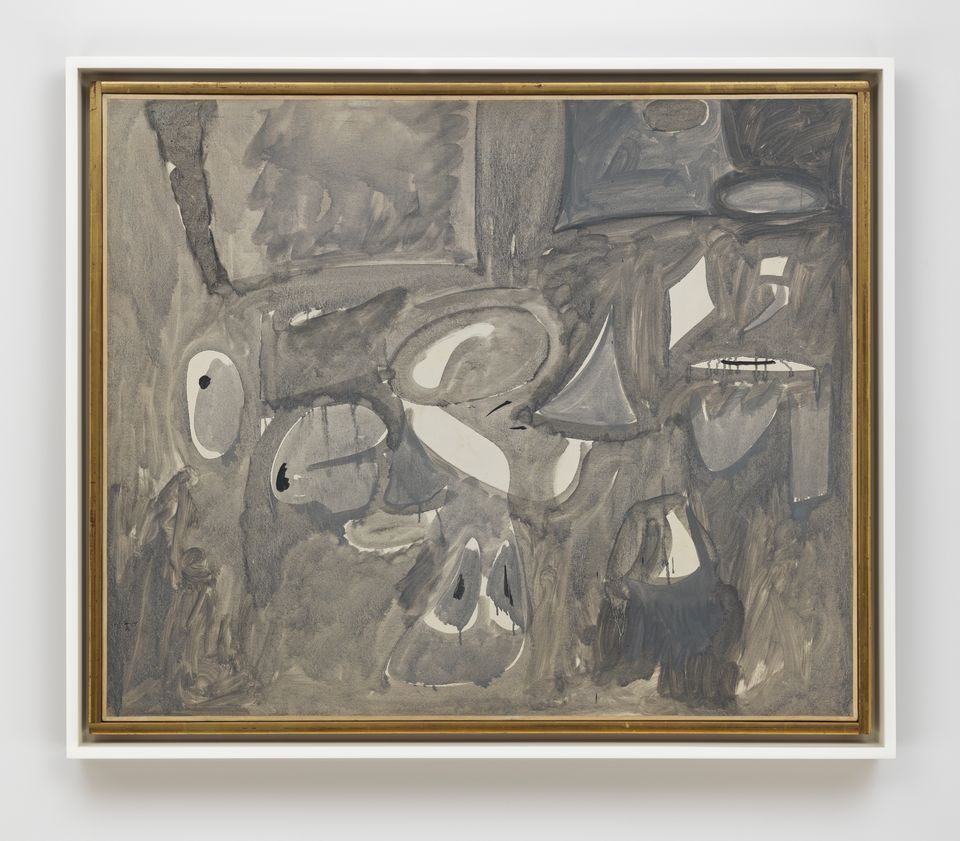 Arshile Gorky's The Opaque (1947)