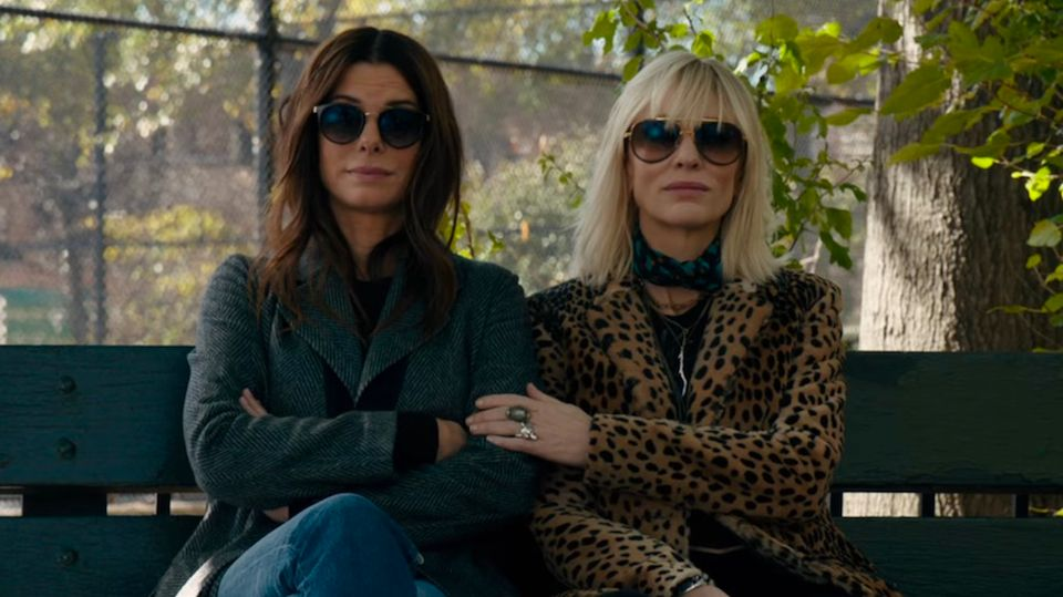1st trailer for the all-female 'Ocean's 8' released