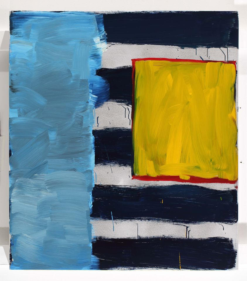 Sean Scully's Window One (2014)