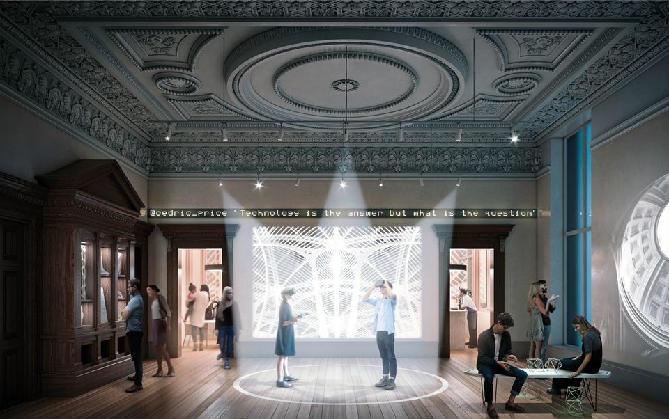 How the Royal Academy of Art's new architecture studio will look