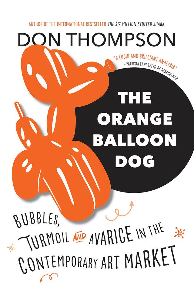The Orange Balloon Dog is released this month in the UK