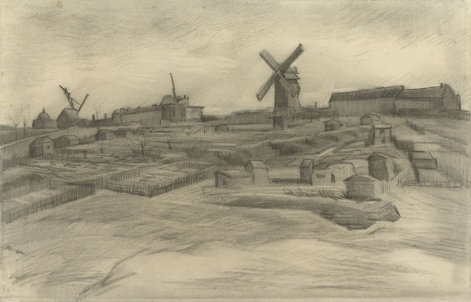 Two Newly Discovered van Gogh Drawings Go on Display