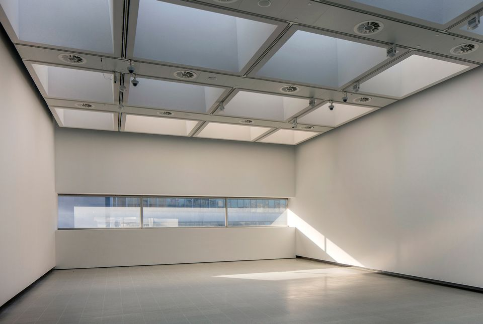 Let the light in: the Hayward Gallery's new interior