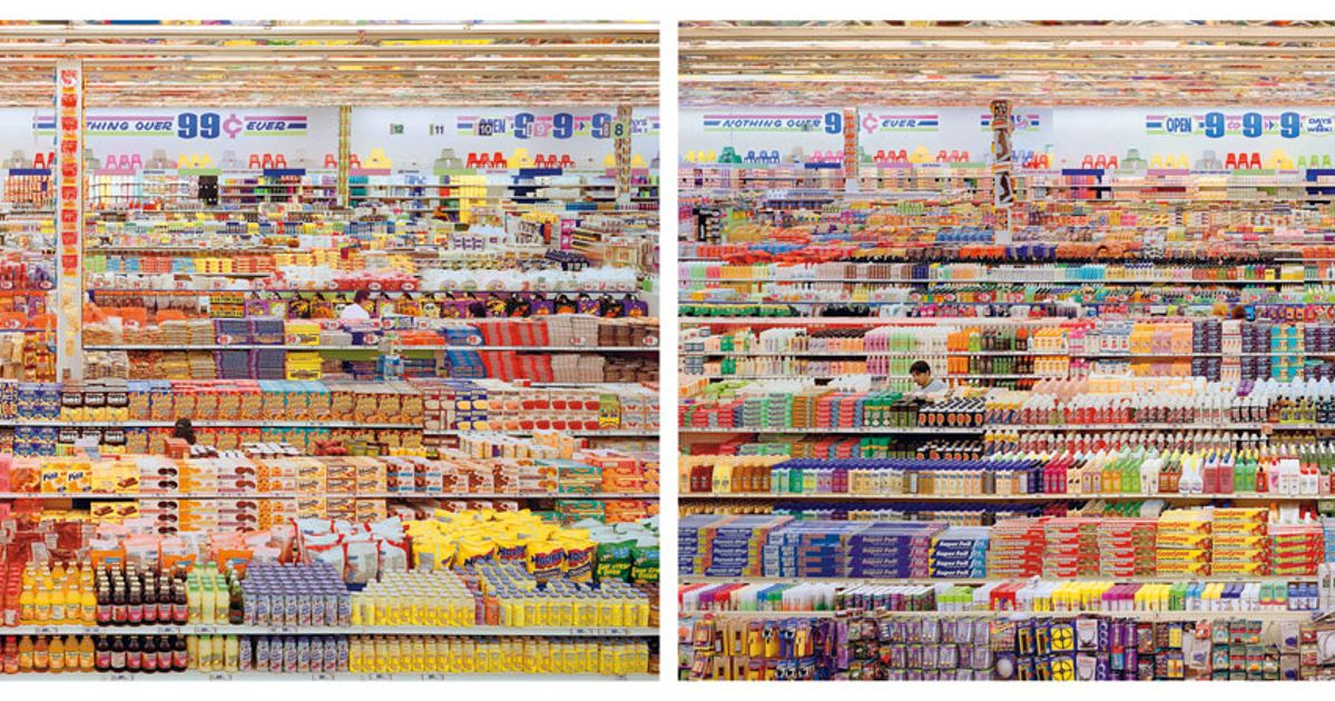 In Pictures The Hayward Gallery Opens With Andreas Gursky