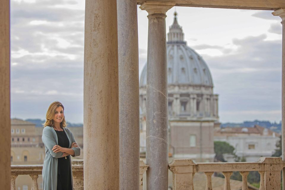 Jatta became the first woman to lead the Vatican Museums last year