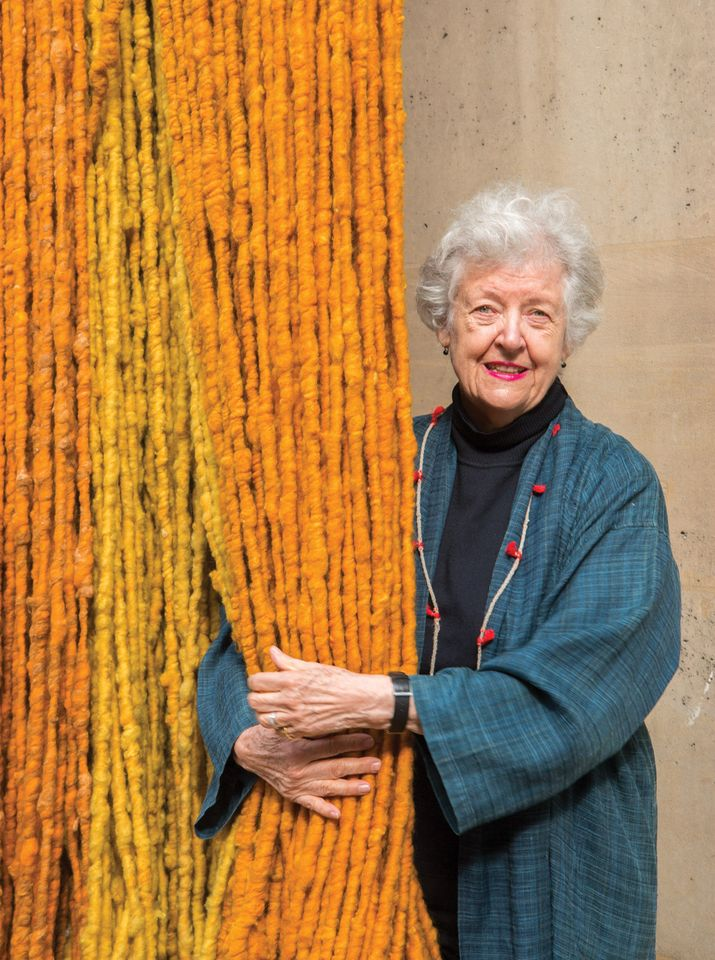 Sheila Hicks An American With Wool In Paris The Art