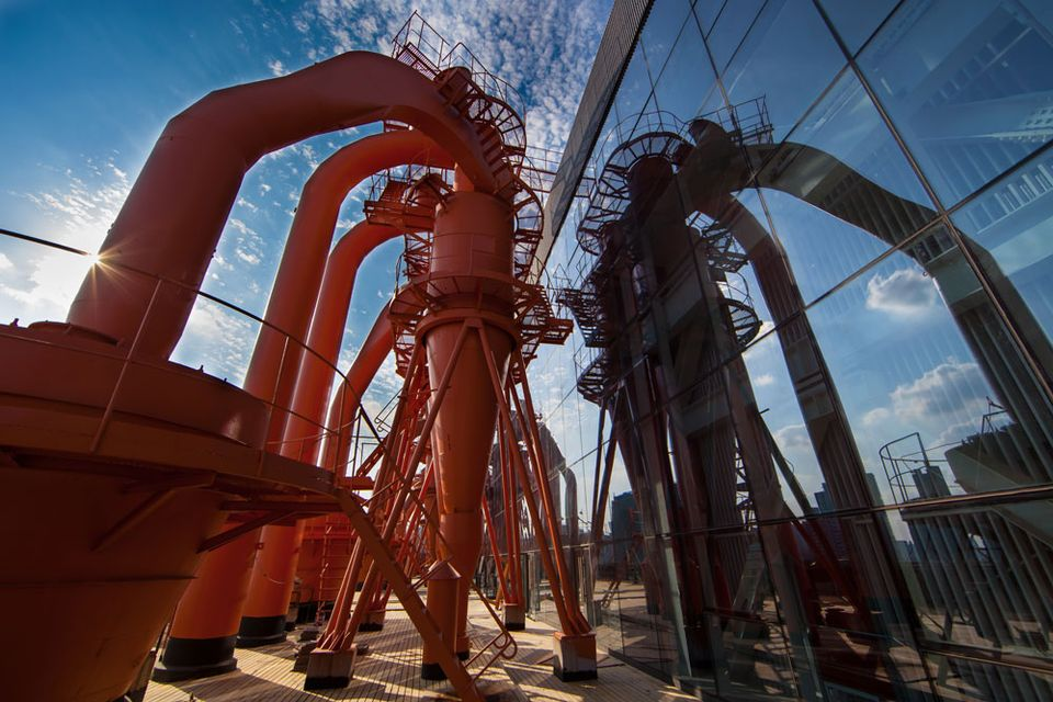 Power Station of Art where the Shanghai Biennale 2018 will take place