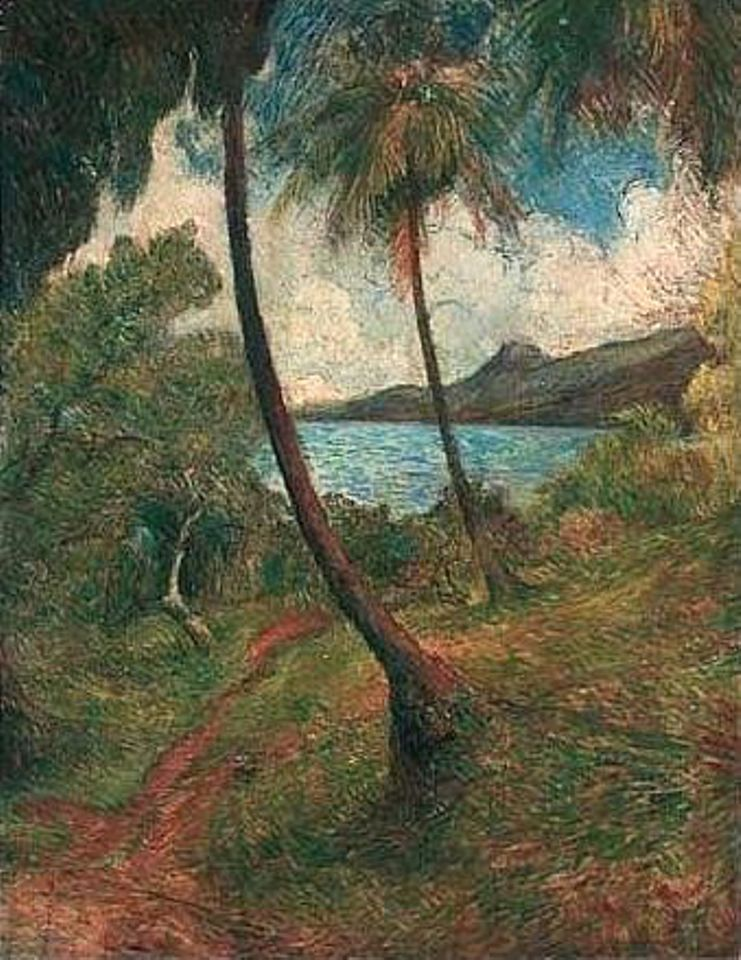 Few paintings by Laval survive because he died aged 32. The Van Gogh Museum is trying to track down a Laval coastal landscape, which sold for £69,500 at Sotheby's in 2001.