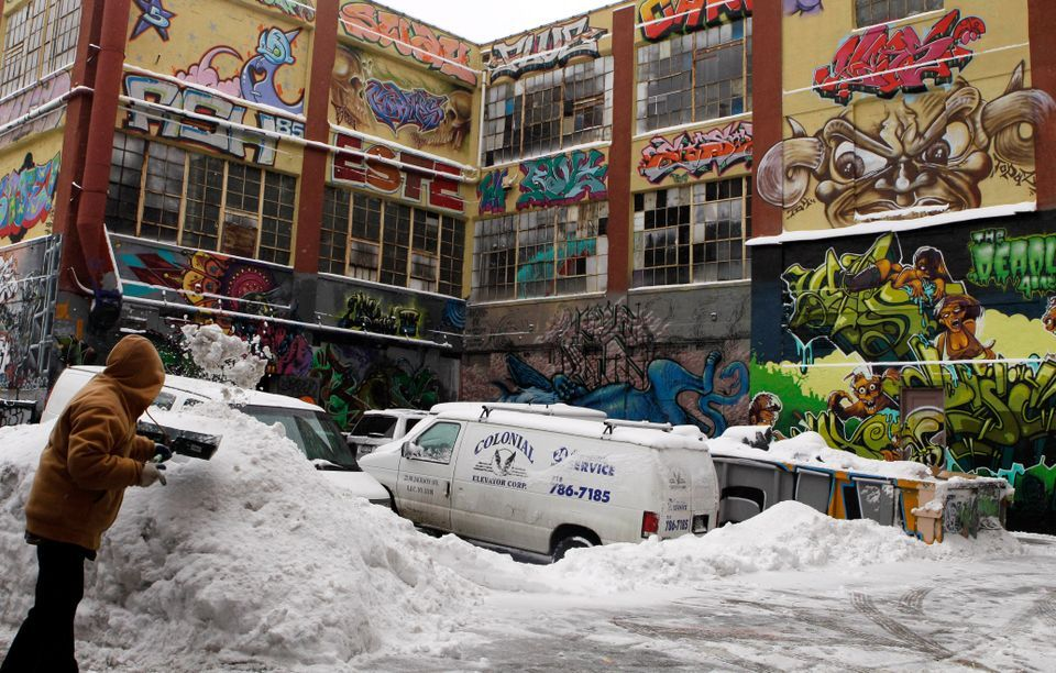 Judge awards graffiti artists $6.7M after works destroyed
