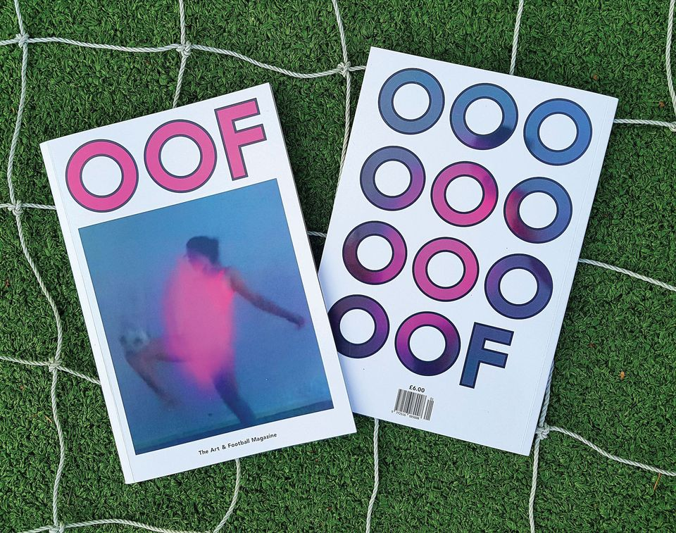 Hans-Ulrich Obrist and Rose Wylie talk football in the launch issue of Oof Magazine, out now