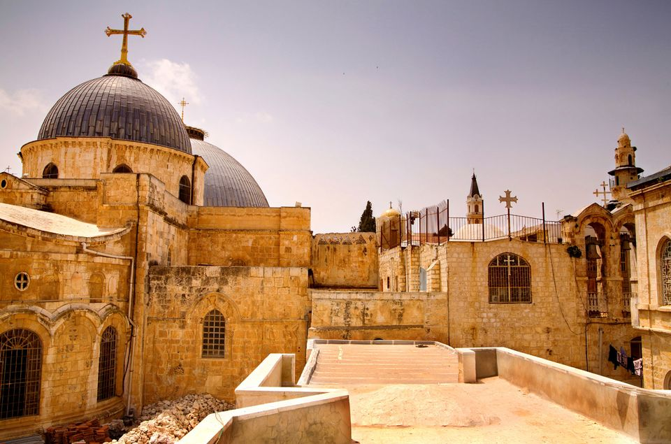 Jerusalem's Church of Holy Sepulchre reopens after three-day protest