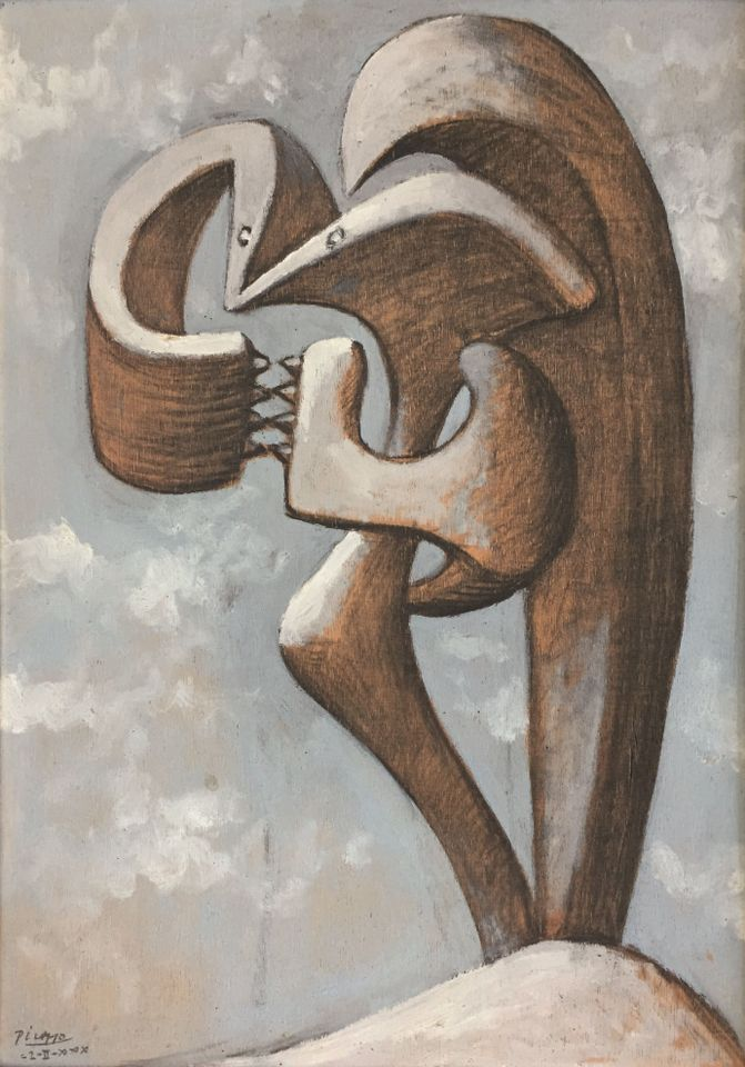 Figure (1930) by Picasso