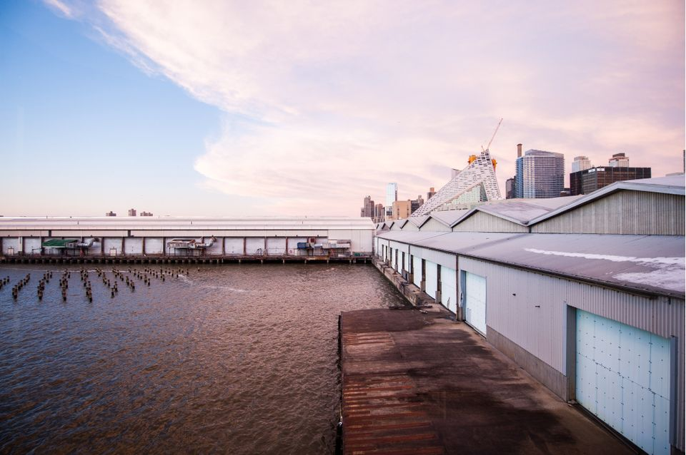 The Armory Show piers will host 198 exhibitors