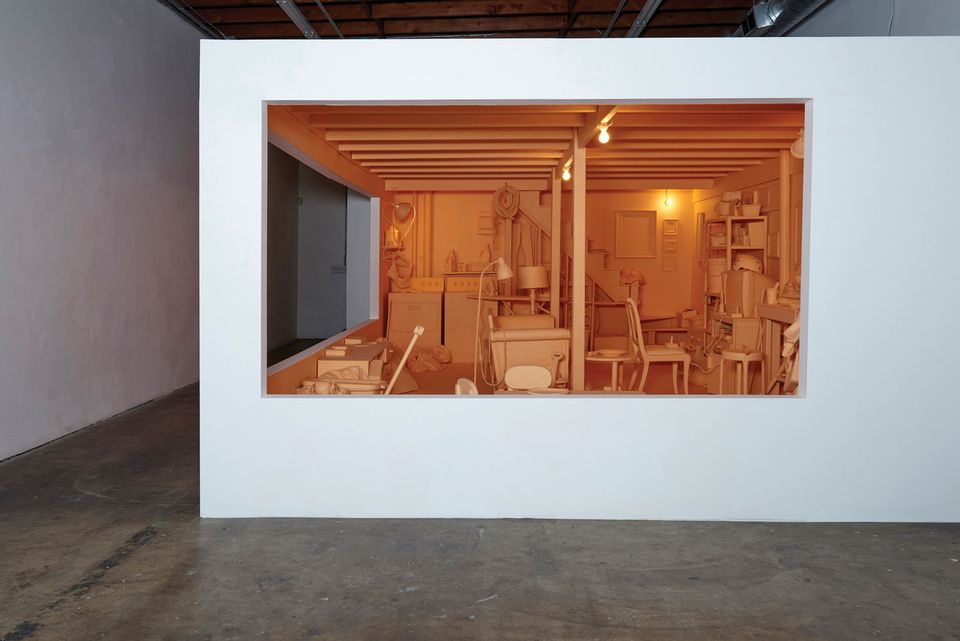 Understory (2017) by Timothy Paul Myers and Andrew Barnes, at Walter Maciel Gallery