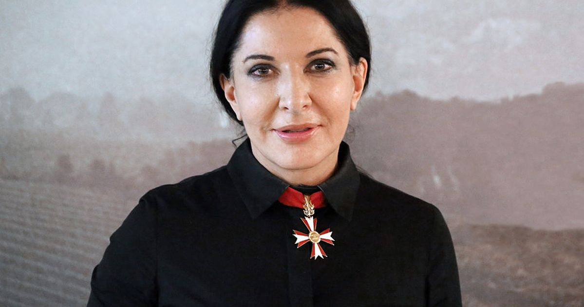 Marina Abramovic Art Pieces You Should Know