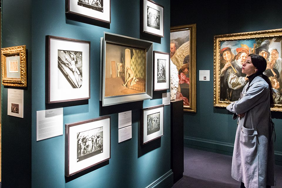 Agnew stand at Tefaf Maastricht 2018
