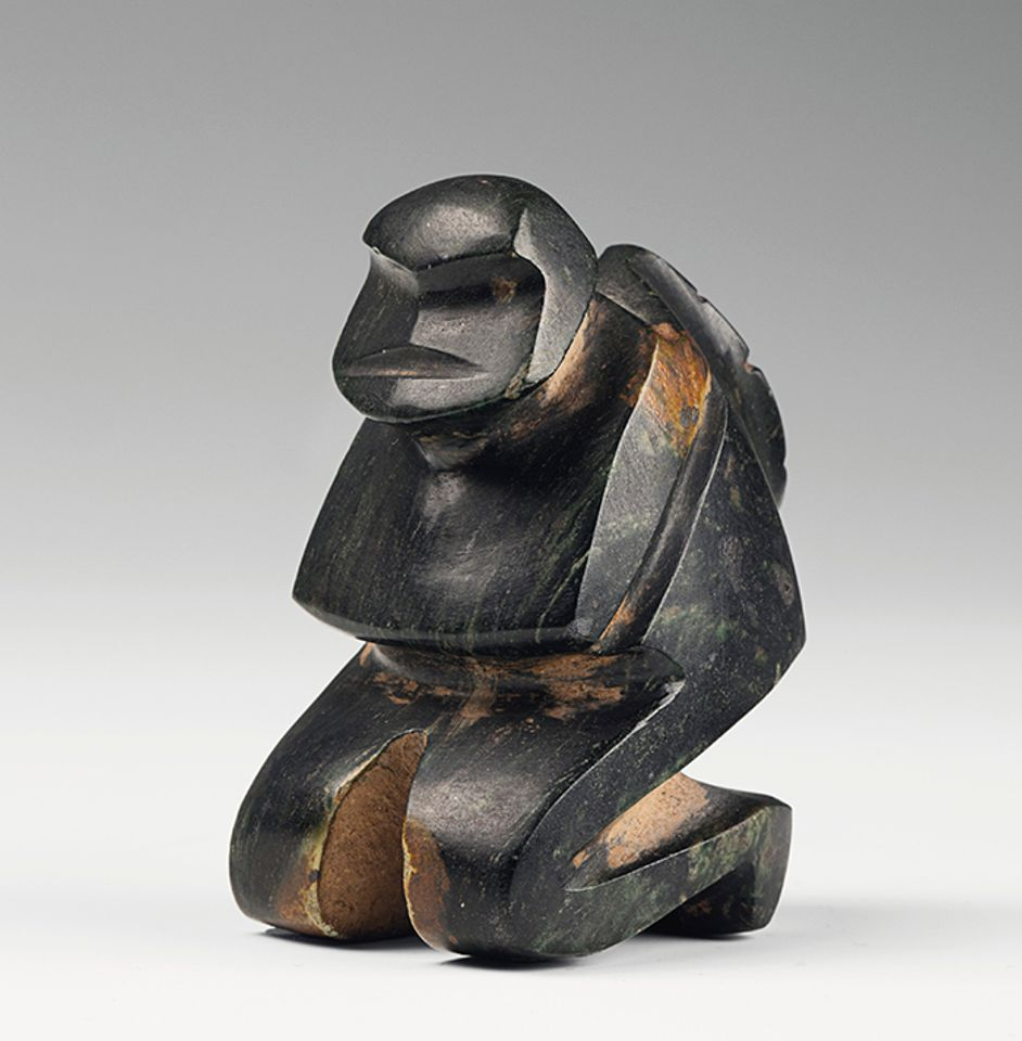 One of a group of Mezcala figures, pre-classical, circa 300-100 BC  estimated at €10,000-15,000