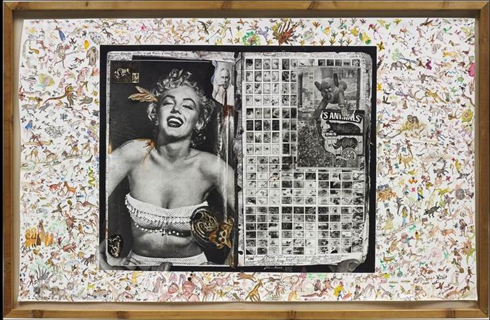 Peter Beard's Heart Attack City (1972) sold to an absentee bidder for $603,000 at Phillips on 9 April