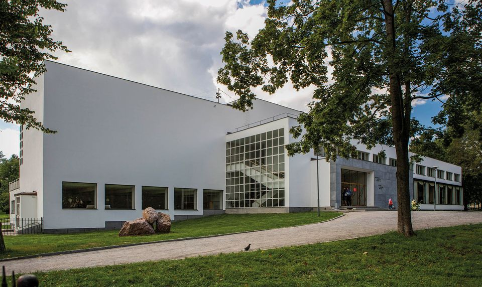 A previous winner was a project to restore an Aalto-designed library in Russia