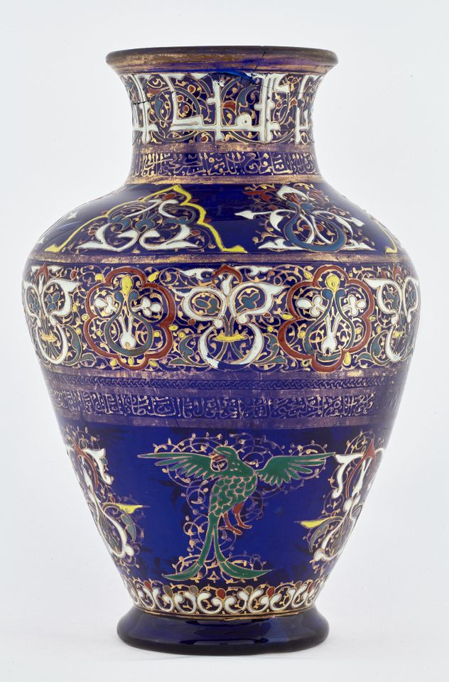 A Cavour vase that will go on show as part of the MIA exhibition