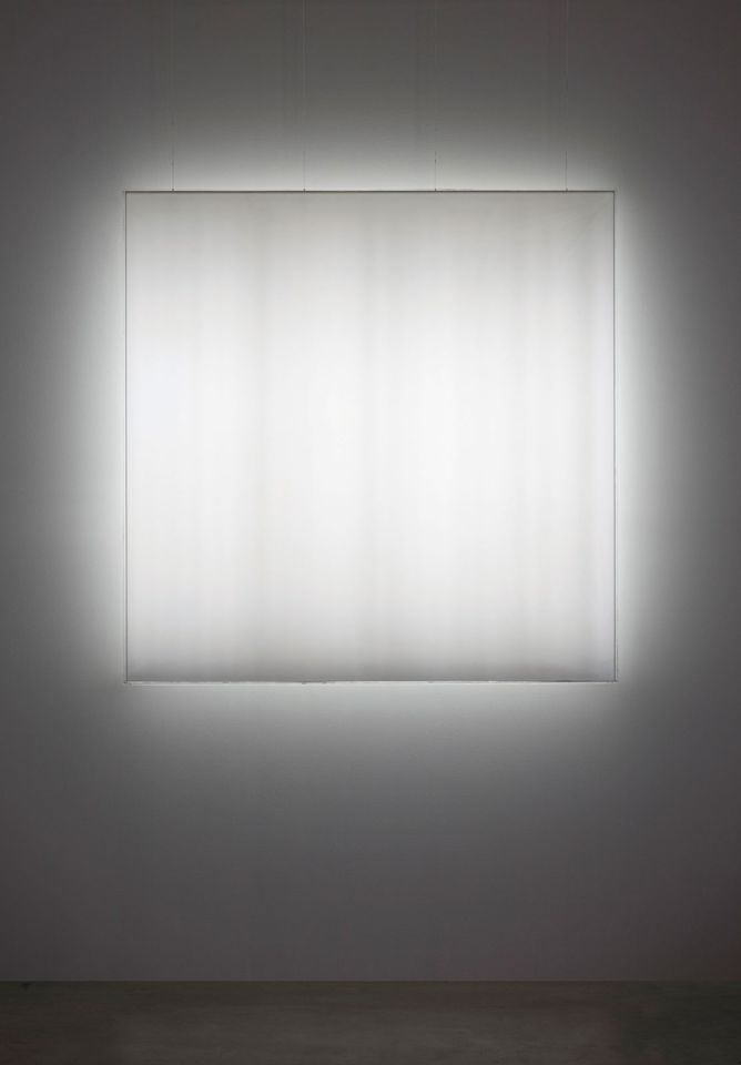 Untitled (Space + Electric Light) (1968)