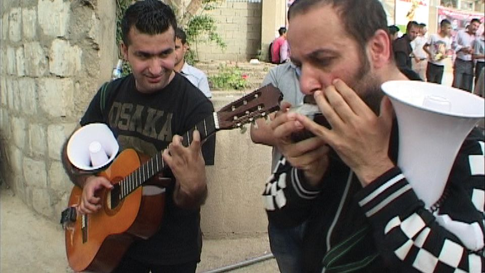 The Iraqi-Kurdish artist Hiwa K (right, in his video This Lemon Tastes of Apple, 2011) had his visa application denied twice before his solo show at the New Museum opening this month