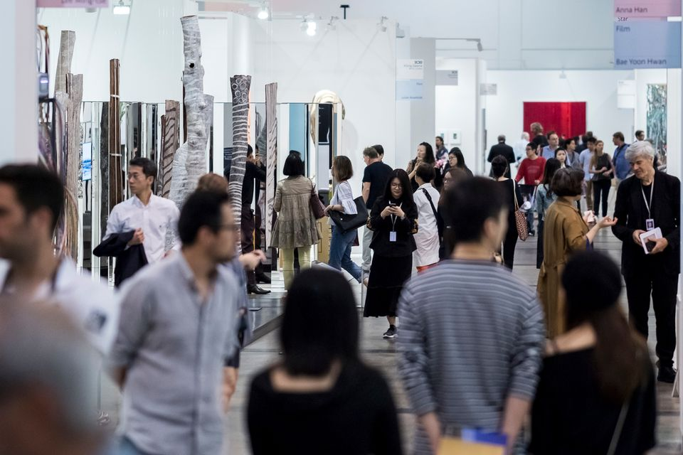 Participating in art fairs is big financial strain on galleries